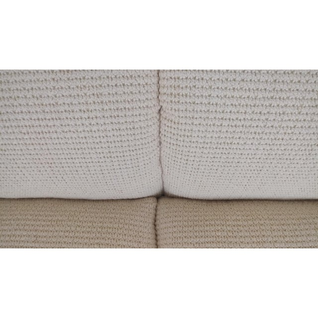 Vintage Contemporary Directional Sofa For Sale - Image 11 of 13