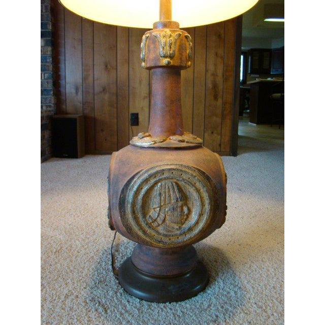 Mid-Century Table Lamp - 1960s - Image 3 of 4