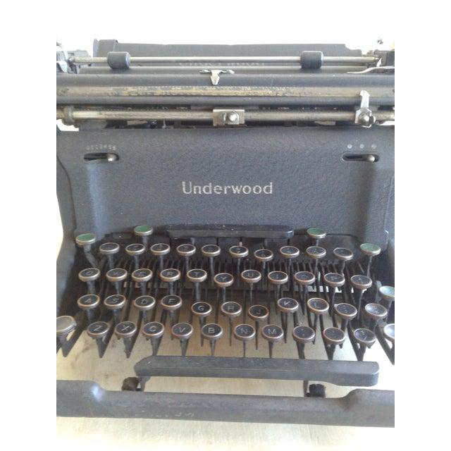 Antique Underwood Typewriter - Image 5 of 9