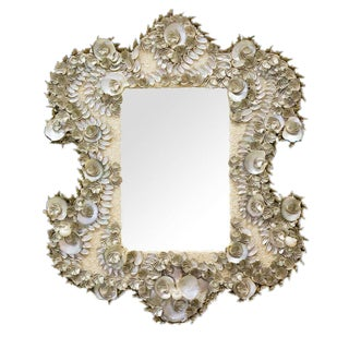 Stella Abalone Mirror