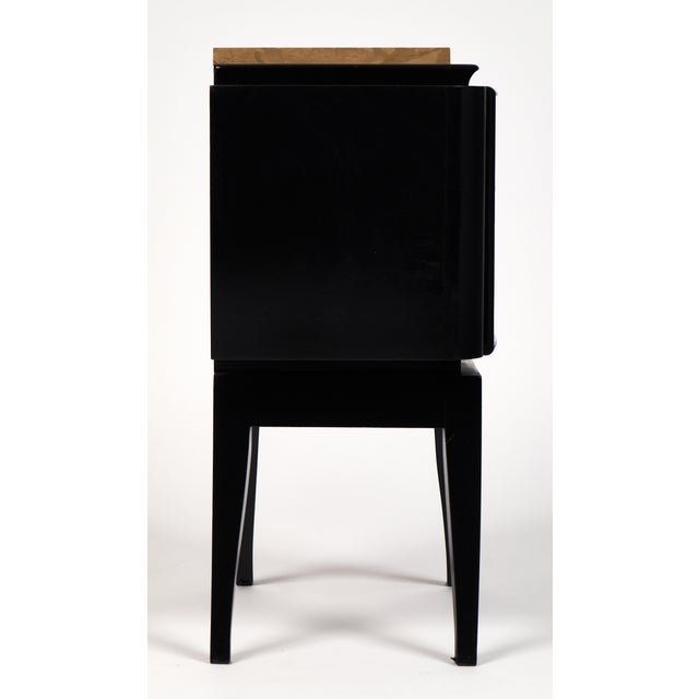 André Arbus-Style Art Deco Nightstands - A Pair - Image 6 of 10