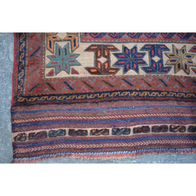 This beautiful Tribal kilim rug is made with 100% wool and hand knotted. This rug will add a stunning design accent to...