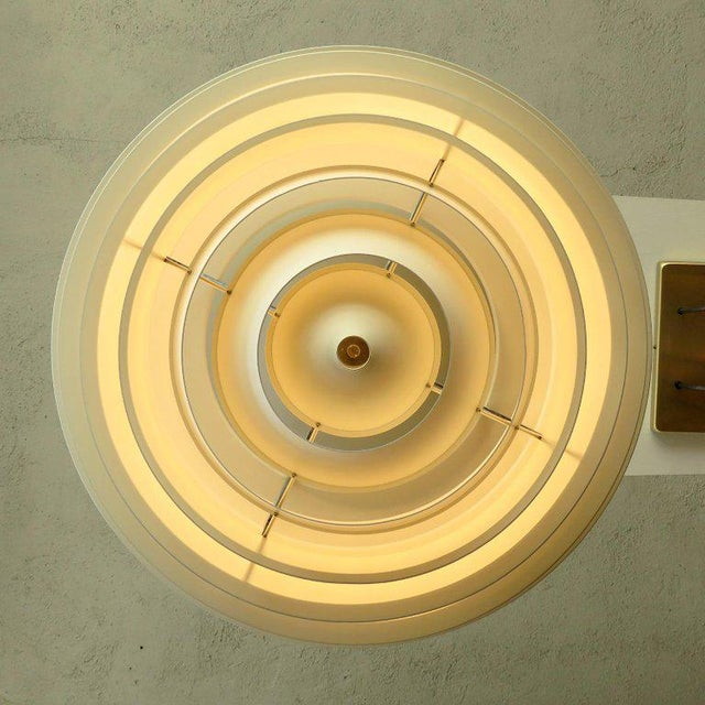 1960s 1960s Poul Henningsen Ph Louvre Pendant Light For Sale - Image 5 of 11