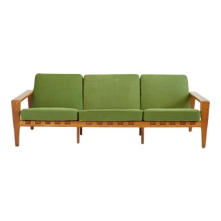 1950s Three-Seater Bodö Sofa by Svante Skogh For Sale