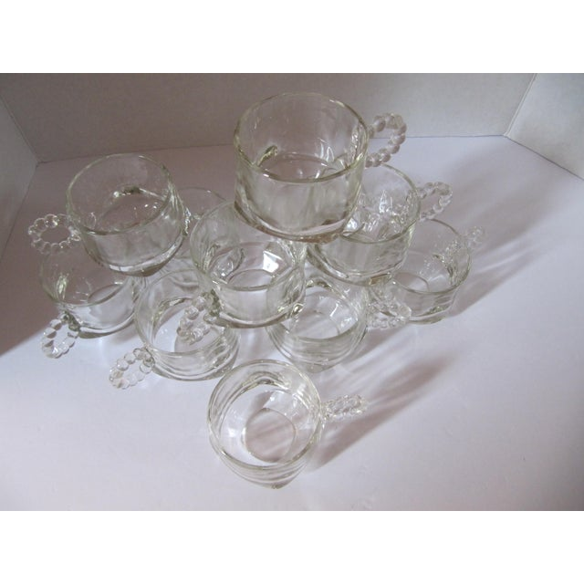Americana Vintage Punch Cups-11 Pieces For Sale - Image 3 of 6
