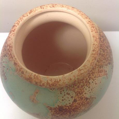 Studio Pottery Chalice & Plate With Vase/Urn For Sale - Image 5 of 7