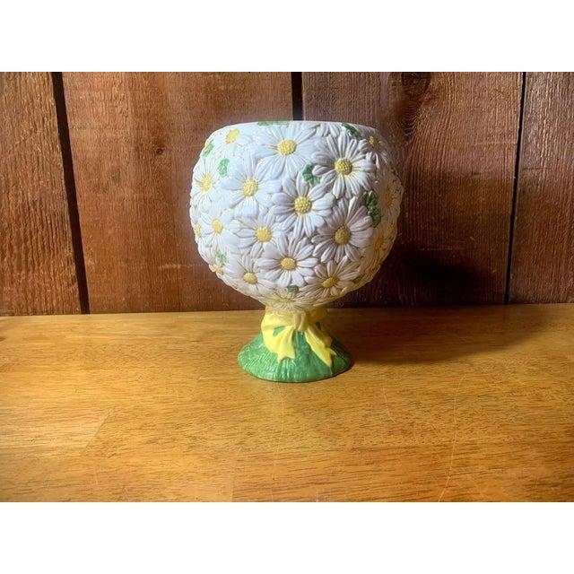 1971 Kellogg Corporation Funzodiac daisy planter in good+ condition. The planter still has the label on the underside of...