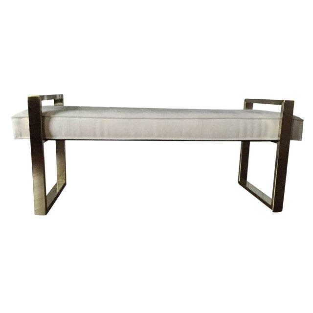 Bernhardt Jet Set Bench - Image 1 of 6