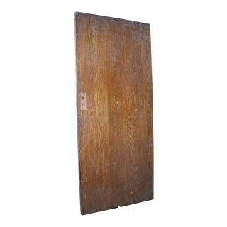 Vintage Oak Door
