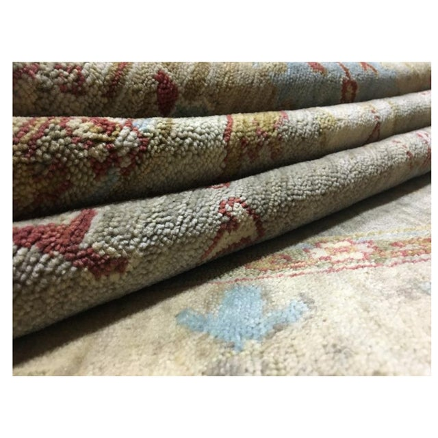 """Asian Peshawar Hand Knotted Oriental Area Rug - 7'7""""x10' For Sale - Image 3 of 10"""