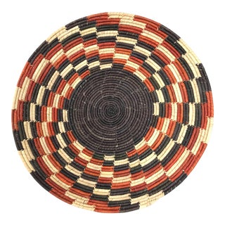 Southwest Handwoven Catchall Bowl For Sale
