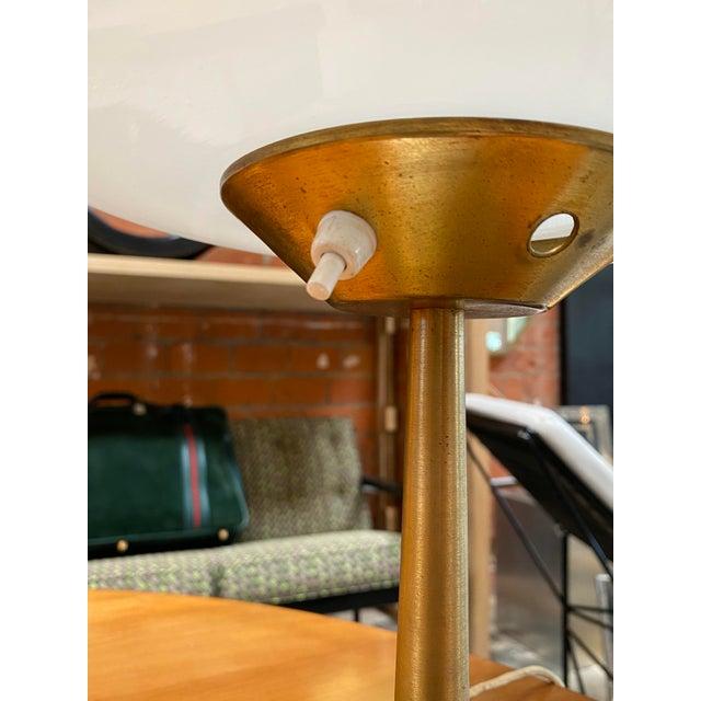 1970s 1970s Gaetano Sciolari Mid-Century Modern Italian Table Lamp For Sale - Image 5 of 10