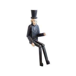 Abe Lincoln Marionette