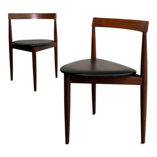 1960s Hans Olsen for Frem Rojle Dining Chairs - a Pair For Sale