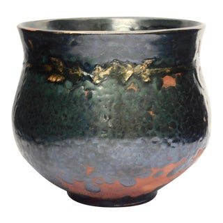 """Brookland Park""-Ceramic Vessel by Andrew Wilder For Sale"