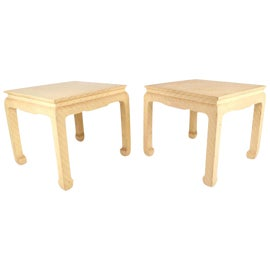 Image of Baker Furniture Company Side Tables