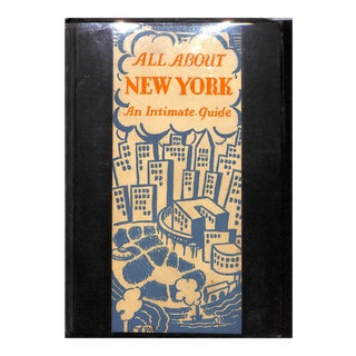 """""""All About New York: An Intimate Guide"""" For Sale"""