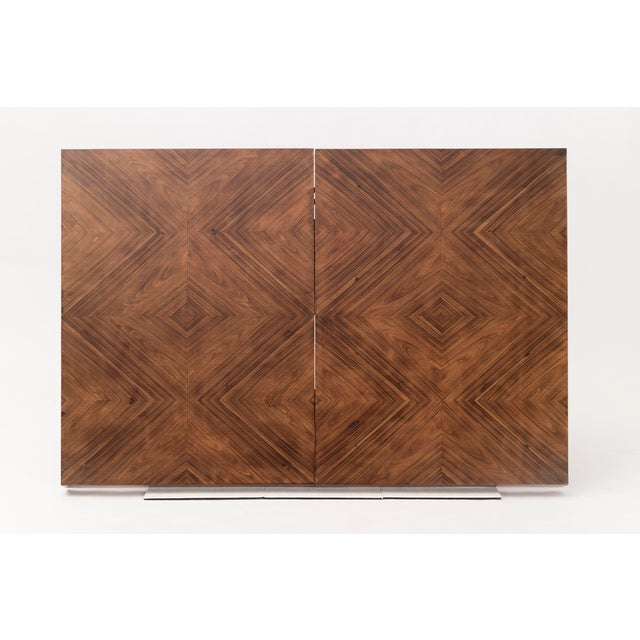 Milo Baughman Dining Table For Sale - Image 5 of 7