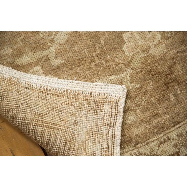 Vintage Oushak Carpet - 7′5″ × 10′8″ For Sale - Image 9 of 9