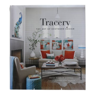 Tracery - the Art of Southern Design Book - Store Sample For Sale