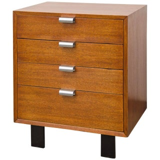 Small Four-Drawer Chest by George Nelson for Herman Miller For Sale
