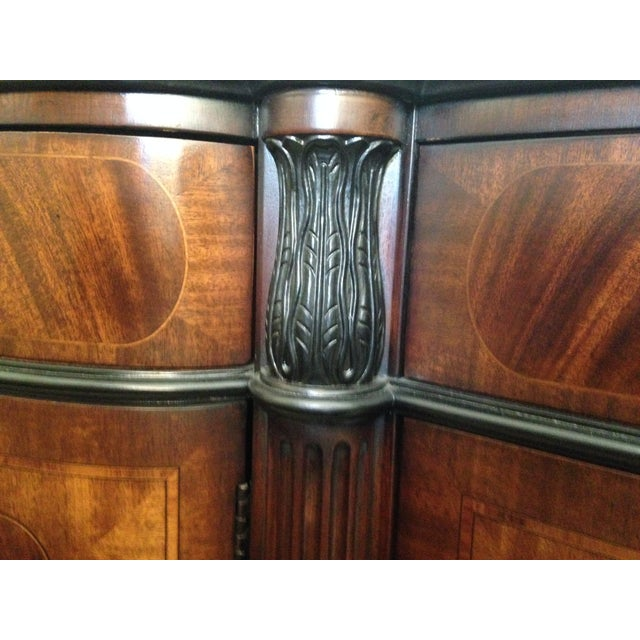 Regency Curved-Front Buffet - Image 5 of 6