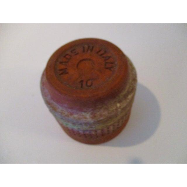 Mid-Century Italian Ceramic Pot - Image 5 of 7