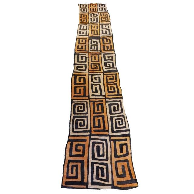 1970s Bushoong Kuba Cloth For Sale