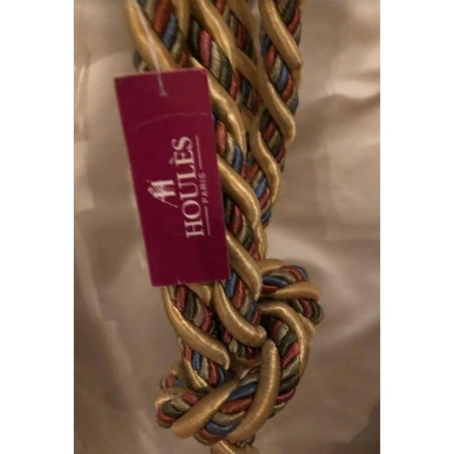Houlès Paris Antica Tassels Tieback For Sale - Image 9 of 12