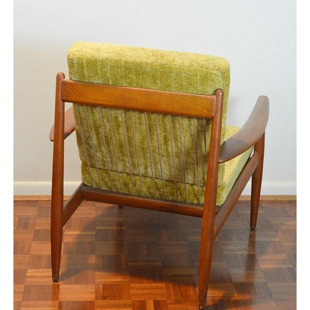 Mid-Century Danish Grete Jalk Lounge Chairs - A Pair - Image 7 of 7