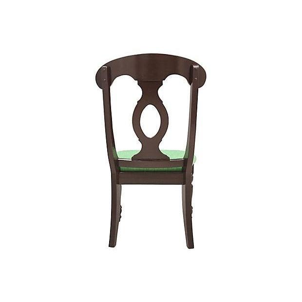 Biedermeier Kate Spade Dining Chairs - Set of 4 - Image 6 of 8
