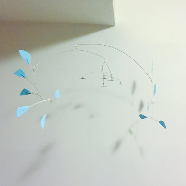 Mid-Century Modern Calder Style Mobile - Image 9 of 11