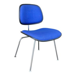 Eames Upholstered Side Chair For Sale