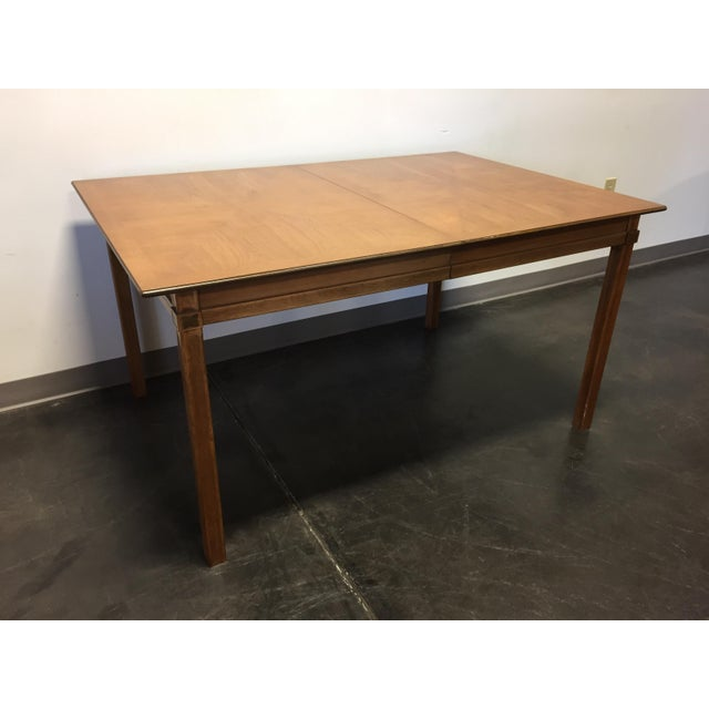Asian Vintage Thomasville Tamerlane Dining Table For Sale - Image 3 of 11