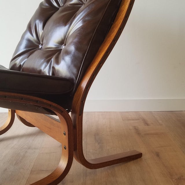 1970s Vintage Ingmar Relling Siesta Chairs for Westnofa - 3 Pieces For Sale - Image 10 of 13