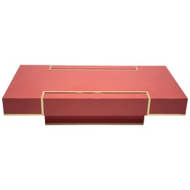 Image of Red Coffee Tables