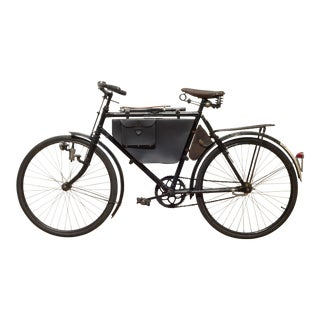 Antique Swiss Army Mo-05 Bicycle C.1930-1940 For Sale