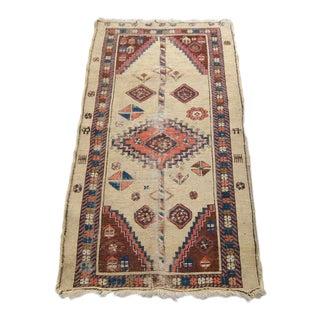 Antique Sarab Persian Rug - 2′8″ × 4′11″
