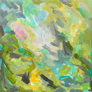 """""""Spring Reverie"""" by Trixie Pitts Abstract Oil Painting For Sale"""