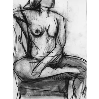 Figure Drawing #3 For Sale