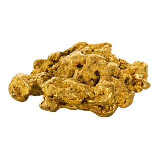 Stunning Rare Natural Australian Gold Nugget 269.6 Grams For Sale