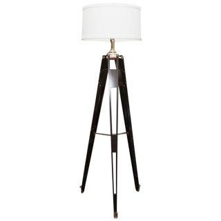 Ralph Lauren Holden Surveyor's Floor Lamp For Sale