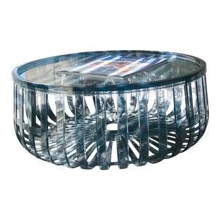 Dark Grey Modern Ronan & Erwan Bouroullec for Kartell Panier Basket For Sale