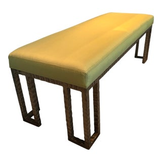 Contemporary Germaine Bench For Sale