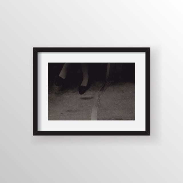 "John Nanian ""Feet on the Subway"" Framed Print - Image 2 of 3"