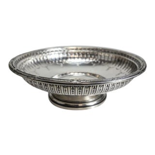 Gorham Sterling Silver Centerpiece Fruit Bowl