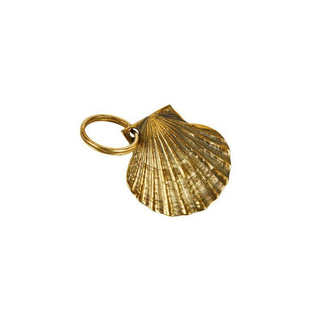 Gold Carl Auböck Model #4500 'Lucky Pig' Brass Figurine Keyring For Sale - Image 8 of 12