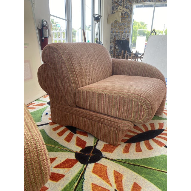 Modern 1980s High Style Sofa For Sale - Image 3 of 11