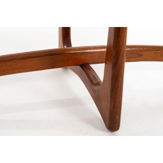 Craft Associates Adrian Pearsall 2454-Tgo Coffee Table for Craft Associates For Sale - Image 4 of 6