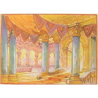 Opera De Monte Carlo Stage Design For Sale